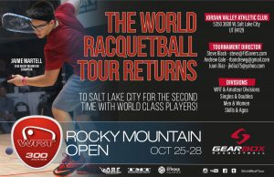 World Racquetball Tour Rocky Mountain Open 2017
