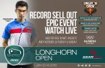 World Racquetball Tour 2018 Longhorn Open