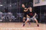Bobby Horn US Open Racquetball by Roby Partovich