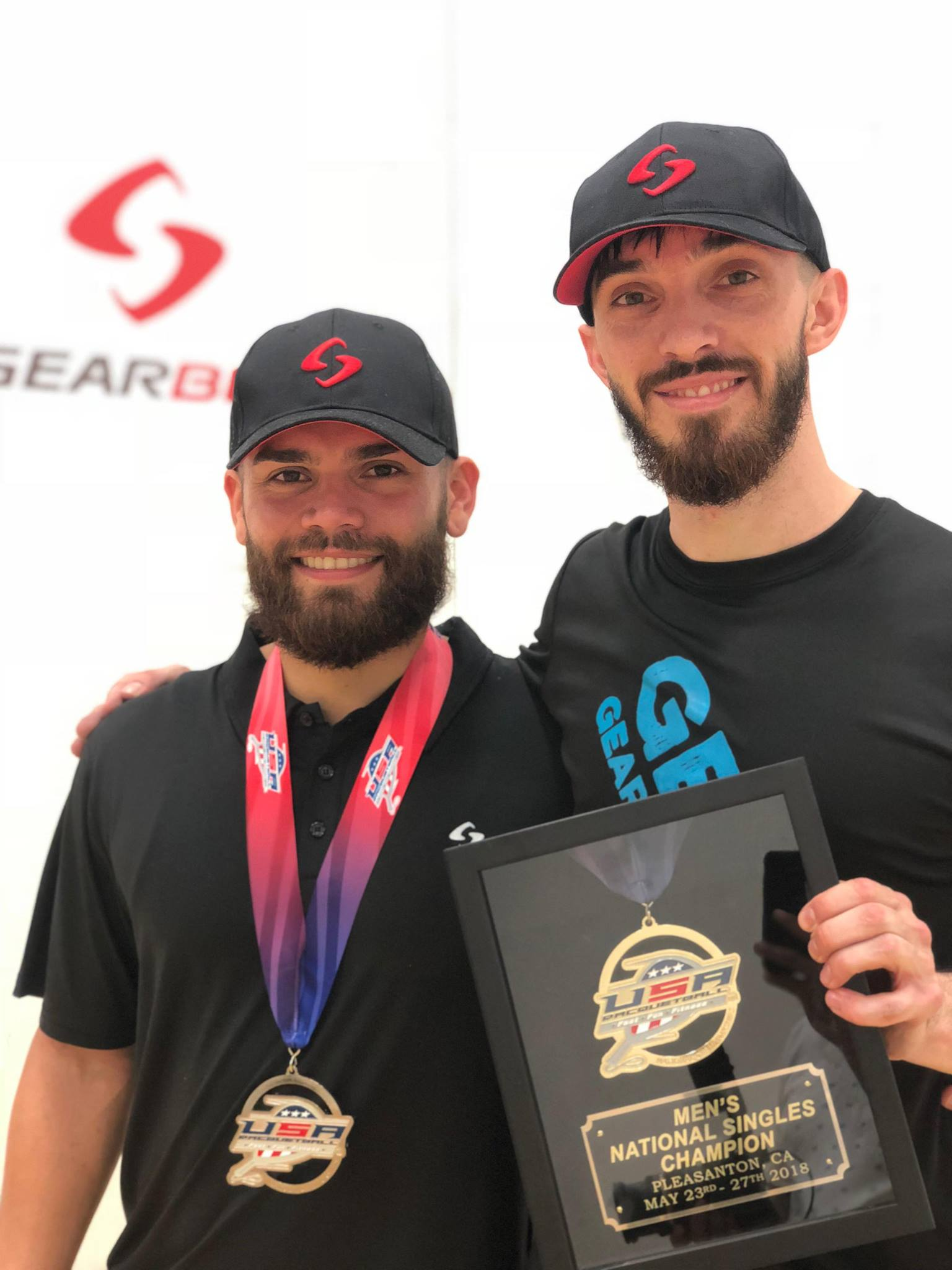 2018 National Singles Racquetball Champion